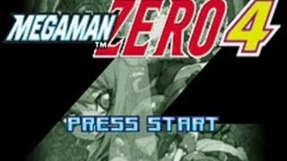 Let's Play Mega Man Zero 4! (Part 1)