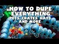 Download Video Download [Roblox] Mining Simulator: HOW TO DUPE EVERYTHING! (Pets, Crates, hats & MORE) (DUPLICATION GLITCH) 3GP MP4 FLV
