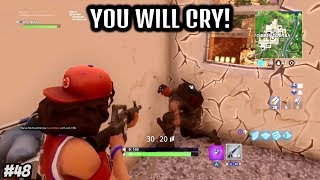 Saddest Moments in Fortnite #48 (TRY NOT TO CRY)