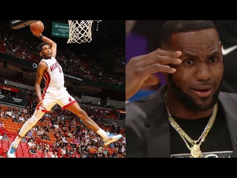 Most Jaw Dropping NBA Moments of 2018 2019