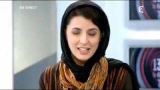 Une séparation, Jodaeiye Nader az Simin : Leila Hatami sur France 2 au Journal de13h Dimanche