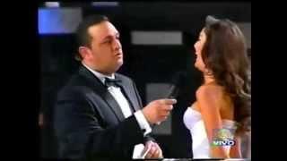 Señorita Colombia 2004 Top 5 y Entrevista Final