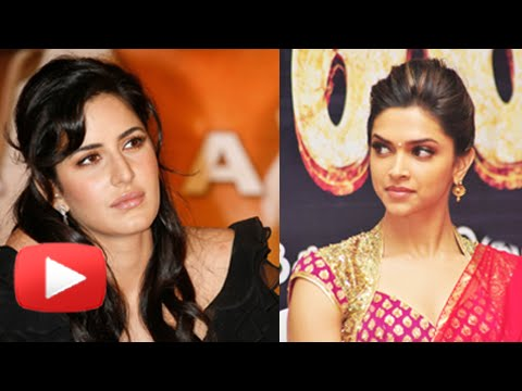 Xxx Mp4 Katrina Kaif Reacts On Deepika S Cleavage Controversy MUST WATCH 3gp Sex