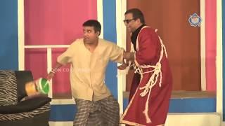 Tahir Anjum and Qaiser Piya New Pakistani Stage Drama Mubarkan Full Comedy Funny Clip 2017