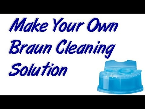 Xxx Mp4 Make Your Own Braun Cleaning Solution 3gp Sex