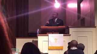 Dillard University's 2018 MLK Worship Service with Rev. Dr. Howard John-Wesley