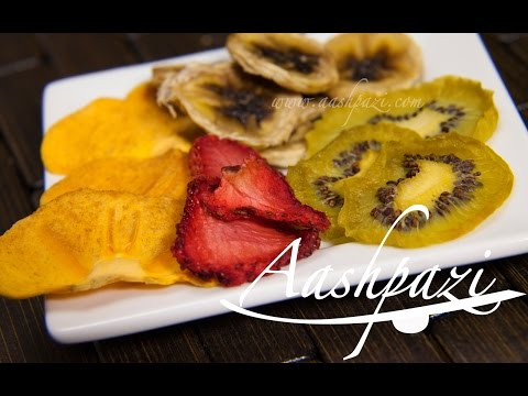 Dried Fruits (Homemade Dried Fruits) 4K