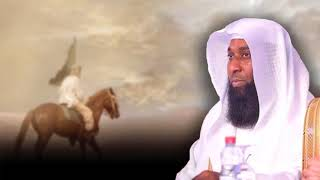 اجمل 4 قصص تبكي الصخر رواها الشيخ بدر المشاري عن عمر بن الخطاب