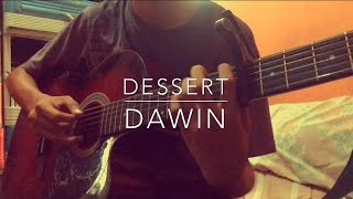 Dessert - Dawin (fingerstyle cover + free tab)