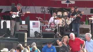 Rhythm Kings cover of Europa July 4, 2013 National Cherry Festival Traverse City, MI