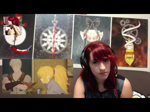 RWBY Volume 4 Chapter 4 Reaction - birds of a feather?