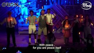 مسرحية وندي Windy : أغنية بإسم السلام