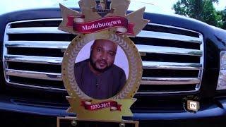 Nollywood Mourns The King Of Musanga - Obi Madubogwu