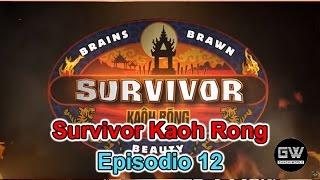 Survivor Kaoh Rong - Episodio 12 EN VIVO en YouNow May 4, 2016