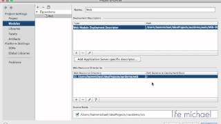 Developing Java Servlets and JSP using IntelliJ