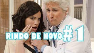 9 HORAS DE MAQUIAGEM RINDO DE NOVO #1