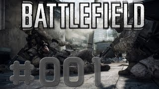 Let's Play Battlefield 3 Multiplayer #001 - Die Hoffnung ist verloren [Deutsch|HD]