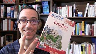 Mon apprentissage de l'italien au service de votre apprentissage du français (2 mois)