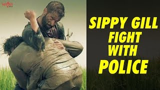 Sippy Gill Fight With Police Officer  | New Punjabi Movies 2016 | TIGER Full Movie