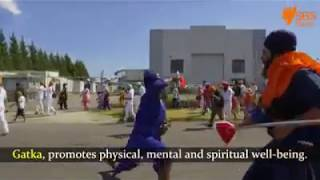 Gatka the Sikh Martial Arts