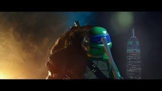 TMNT 2014 Movie Trailer Lego