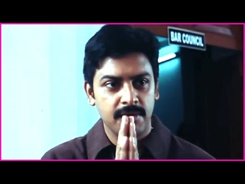 Indira Vizha Tamil Movie - Srikanth gets acquitted from the case | Climax Scene