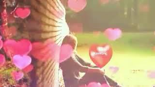 WhatsApp status love feel tamil song எவனோ ஒருவன். ..