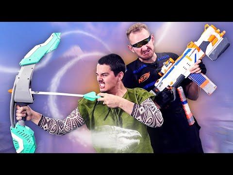 NERF Overwatch Challenge