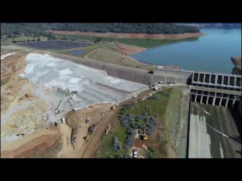 OROVILLE DAM A Design Modification to Save the Emergency Spillway