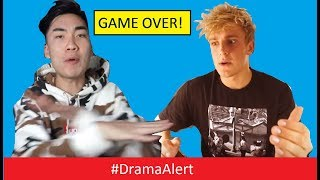 Jake Paul DESTROYED by RiceGum with 1 Tweet! #DramaAlert KSI New Girlfriend REVEALED! Shane Dawson!