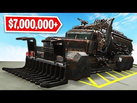 Xxx Mp4 GTA 5 Arena War Update NEW 7 000 000 APOCALYPSE TRUCK Spending Spree GTA 5 Online DLC Update 3gp Sex