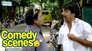 Sadhu Kokila Comedy - Kannada Comedy Scenes - Paramshi Panwala