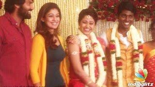 Director Atlee Engaged to Actress Priya | Arya, Nayanthara | Marriage Video