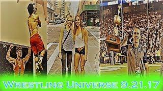Wrestling Universe 9.21.17: IMAR