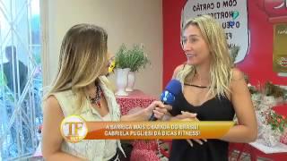tv fama Gabriela Pugliesi comenta fim de relacionamento 19 08 2015 mircmirc