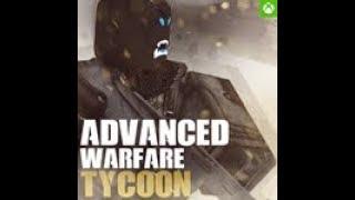 Roblox = advanced warfare tycoon code!!!??