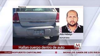 Hallan cuerpo en estacionamiento de centro comercial en Tamaulipas