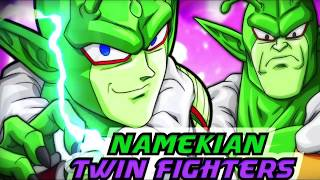 NAMEKIAN TWIN FIGHTERS IN TOURNAMENT OF POWER  !! CARHOO DRAWS ep 016 【 Dragon B