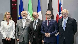 Europe offers no guarantees but vows to make Iran deal alive