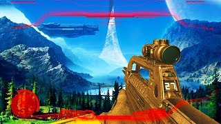 Halo Infinite gameplay will be MIND BLOWING + BIG LEAK + E3 2019 TRAILER