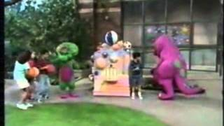 Barney & Friends Play Ball! (Season 4, Episode 10)