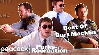 Best of Burt Macklin - Parks and Rec