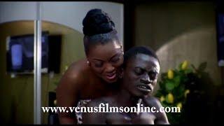 Kwadwo Nkansah And Jackie Appiah Romancing (Venus Fims Production) Bachelors --Lil Win,Jackie Appiah