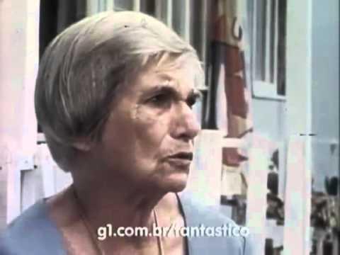 TITANIC SOBREVIVENTE BRASILEIRA FALA SOBRE A TRAGÉDIA