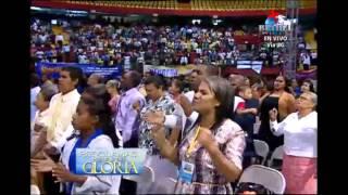 Coros de Alabanza Convencion Nacional Panama 2015 MMM
