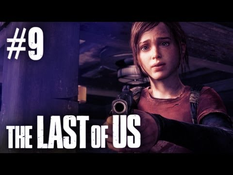 The Last Of Us Gameplay - Part 9 - Scariest Part!