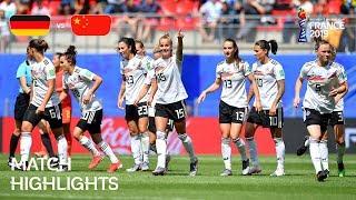 Germany v China PR - FIFA Women's World Cup France 2019™