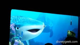 DCA: Turtle Talk With Crush Clip - Destiny from Finding Dory Joins Crush & Dory