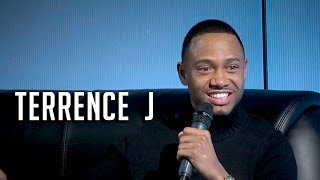 Terrence J On Getting Puff's Approval With Cassie + The Perfect Match