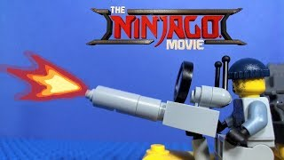 The LEGO NINJAGO Movie Water Strider 70611